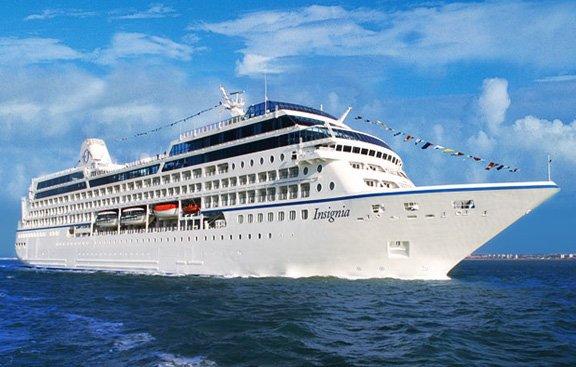 Informacin Detallada De Insignia  Oceania Cruises