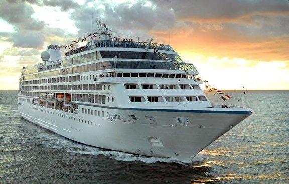 Informacin Detallada De Regatta  Oceania Cruises