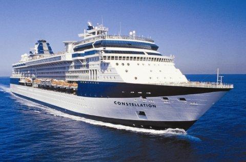 Opiniones del barco Celebrity Constellation, Celebrity Cruises