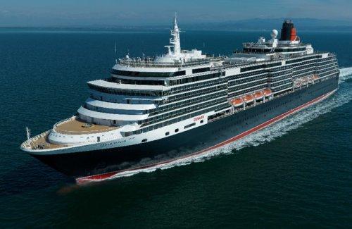 Cruceros Del Barco Queen Victoria Cunard Goldium Cruceros