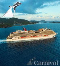 Cruceros con Carnival Cruise Lines
