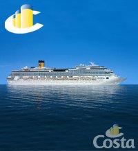 Cruceros con Costa Cruceros