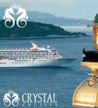 Cruceros con Crystal Cruises