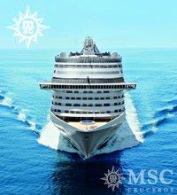 Cruceros con MSC Cruceros