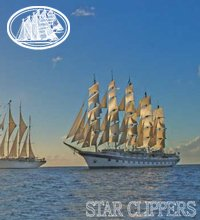 Cruceros con Star Clippers
