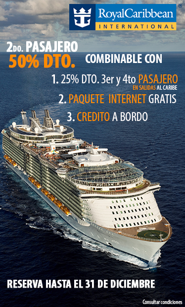 ROYAL CARIBBEAN DOBLE